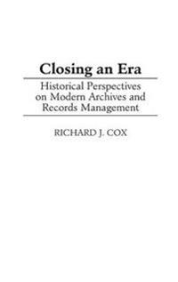 Closing an Era