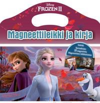 Frozen II : magneettileikki ja kirja