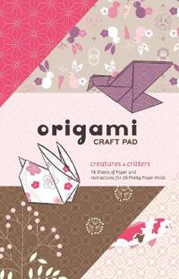 Origami Craft Pad