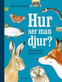 Hur ser man djur? : en upptäckarbok för nyfikna