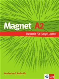 Magnet 2. Kursbuch mit Audio-CD