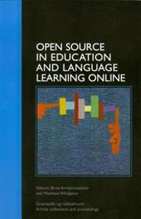 Open Source in Education and Language Learning Online