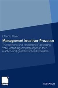 Management Kreativer Prozesse
