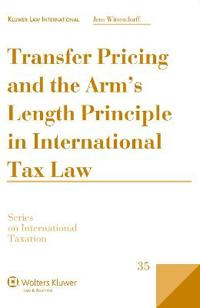 Transfer Pricing and the Arm's Length Principle in International Tax Law