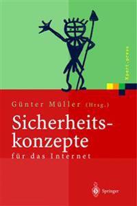 Sicherheitskonzepte F r Das Internet