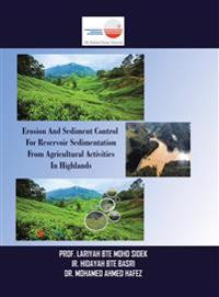 Erosion and Sediment Control for Reservoir Sedimentation from Agricultural Activities in Highlands