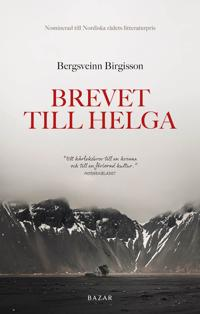 Brevet till Helga - Bergsveinn Birgisson pdf epub