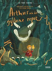 Arthur och det gyllene repet - Joe Todd-Stanton pdf epub