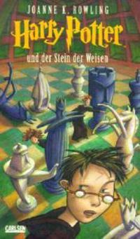 Harry Potter Und Der Stein Der Weisen / Harry Potter and the Sorcerer's Stone