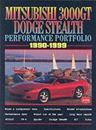 Mitsubishi 3000gt Dodge Stealth 1990-1999