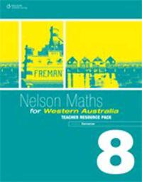 Nelson Maths for Western Australia 8