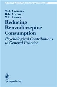 Reducing Benzodiazepine Consumption