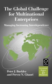The Global Challenge for Multinational Enterprises