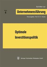 Optimale Investitionspolitik