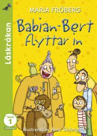 Babian-Bert flyttar in - Maria Fröberg pdf epub