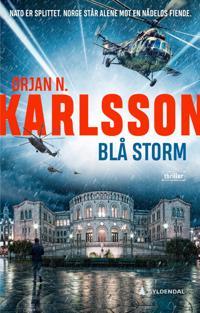 Blå storm - Ørjan Karlsson pdf epub