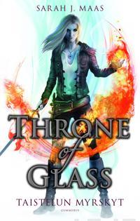 Throne of Glass - Taistelun myrskyt