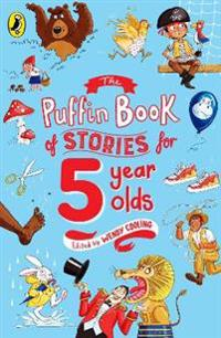 Puffin Bk of Stories for 5 Yr-Olds