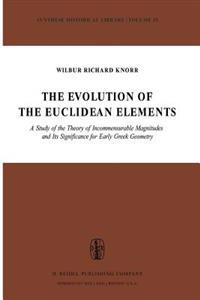 The Evolution of the Euclidean Elements