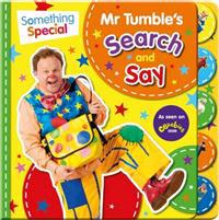 Something Special  Mr Tumble's Search and Say -  - böcker (9781405272544)     Bokhandel