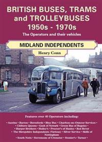 British Buses and Trolleybuses 1950s-1970s