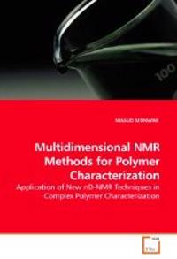 Multidimensional NMR Methods for Polymer Characterization