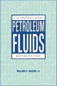 The Properties of Petroleum Fluids