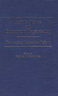 Popular Justice and Community Regeneration