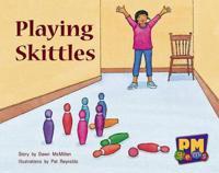 Playing Skittles