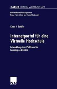 Internetportal Für Eine Virtuelle Hochschule