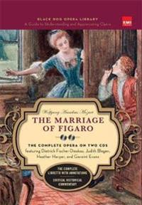 The Marriage Of Figaro (Book And CDs)