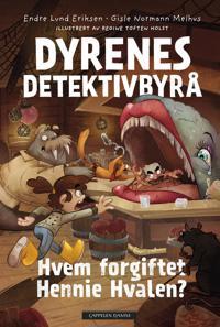 Hvem forgiftet Hennie Hvalen? - Endre Lund Eriksen, Gisle Normann Melhus pdf epub