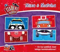 Stadens Hjältar - Mixa Matcha -  pdf epub