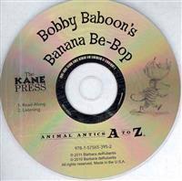 Bobby Baboon's Banana Be-Bop - Barbara deRubertis - böcker (9781575653952)     Bokhandel