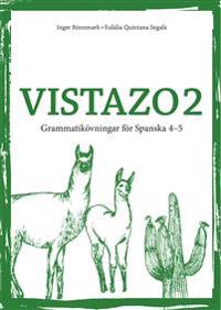 Vistazo 2 övn.häfte steg 3 & 4 (5-pack) - Inger Rönnmark, Eulalia Quintana pdf epub