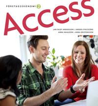 Access Företagsekonomi 2, Fakta