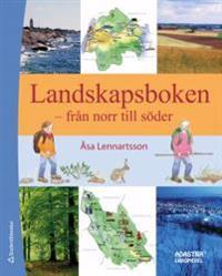Landskapsboken : från norr till söder