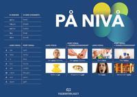 På nivå: klasseromsplakat : grammatikk i norsk som andrespråk