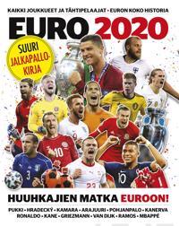 Suuri jalkapallokirja Euro 2020
