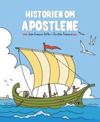Historien om apostlene - Christine Ponsard pdf epub