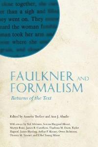 Faulkner and Formalism