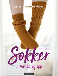 Sokker - fra tåa og opp - Marion Louise Rindsem | Ridgeroadrun.org