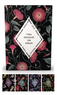 Presentask med fyra noveller om kärlek II - Sally Rooney, Raymond Carver, Annie Proulx, Suzanne Brøgger pdf epub