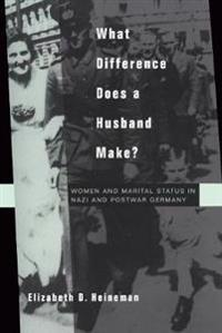 What Difference Does a Husband Make?
