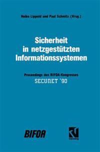 Sicherheit in Netzgestutzten Informationssystemen
