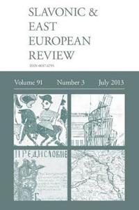 Slavonic & East European Review (91