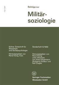 Beiträge Zur Militärsoziologie