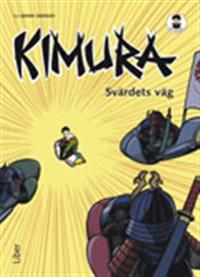 Jättebiblioteket Kimura - Svärdets väg 3-pack