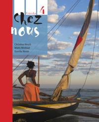 Chez nous 4 Textbok inkl. ljudfiler och elevwebb