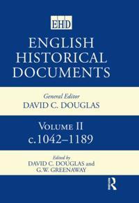 English Historical Documents 1042-1189